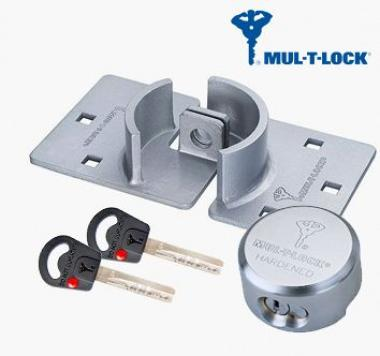 MUL-T-LOCK Навесной замок HOCKEY PUCK